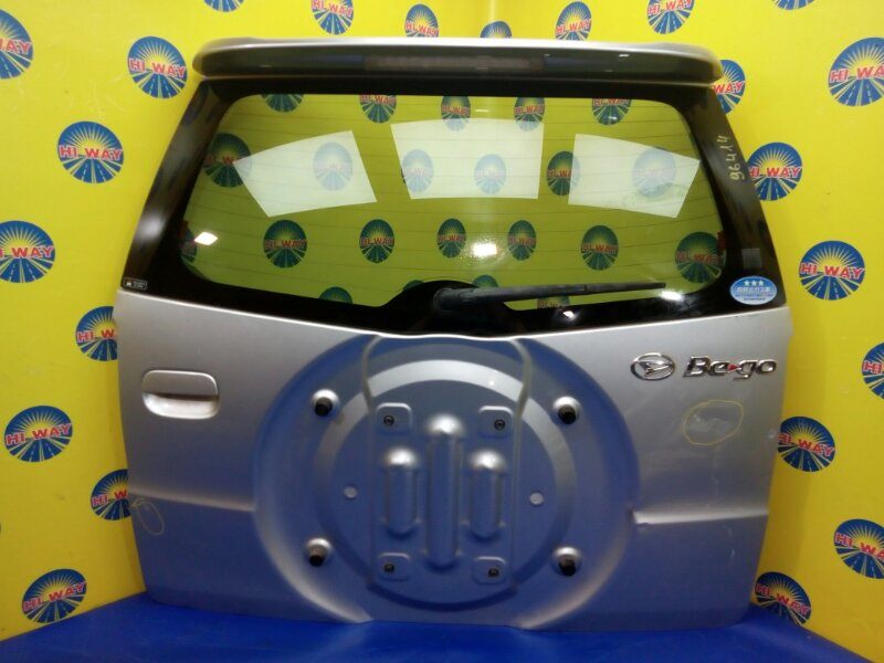 Дверь задняя Daihatsu Be-Go J210E 2006 задняя