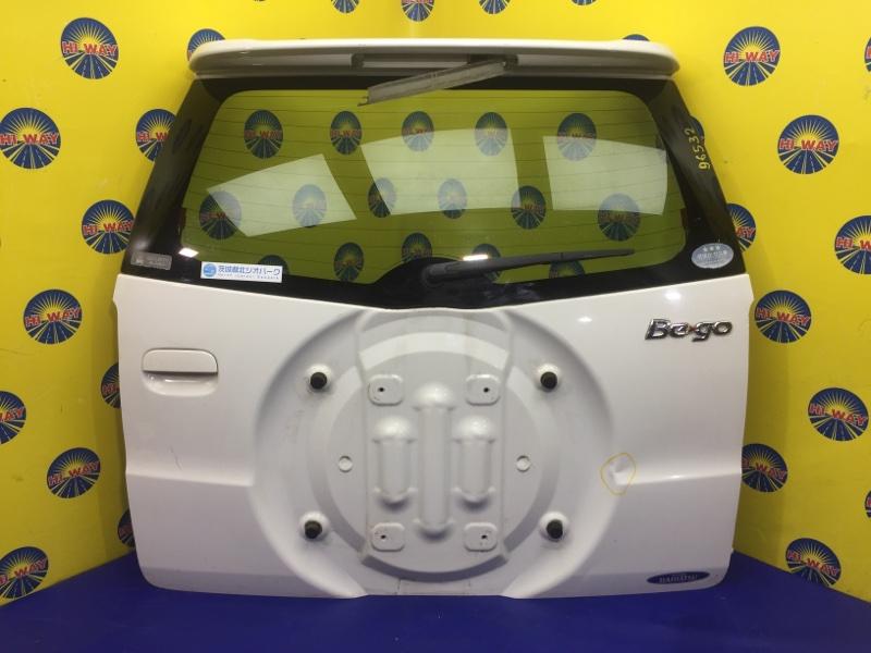 Дверь задняя Daihatsu Be-Go J210G 3SZ-VE 2006 задняя