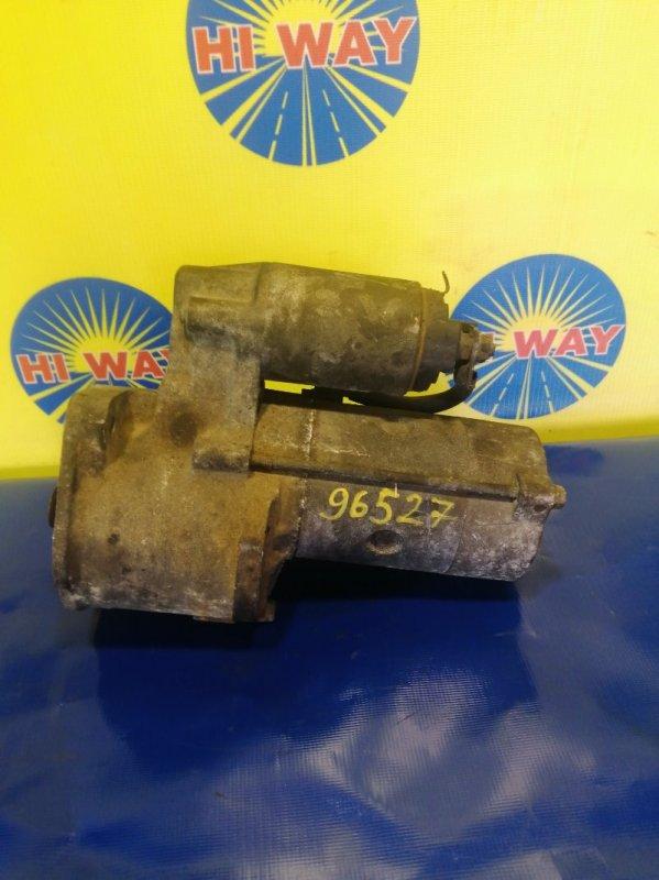 Стартер Mmc Canter FB501B 4M40 1994