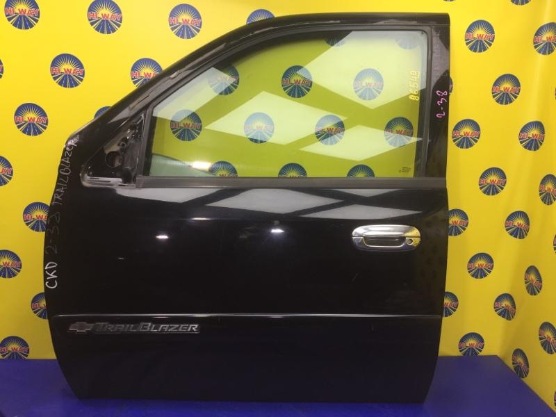 Дверь боковая Chevrolet Trailblazer GMT360 LL8 2001 передняя левая