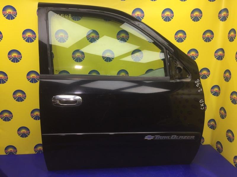Дверь боковая Chevrolet Trailblazer GMT360 LL8 2001 передняя правая