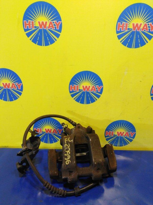 Суппорт Bmw 116I F20 N13B16A 2012 передний левый