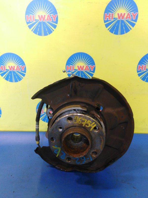 Ступица Bmw 116I F20 N13B16A 2012 задняя левая