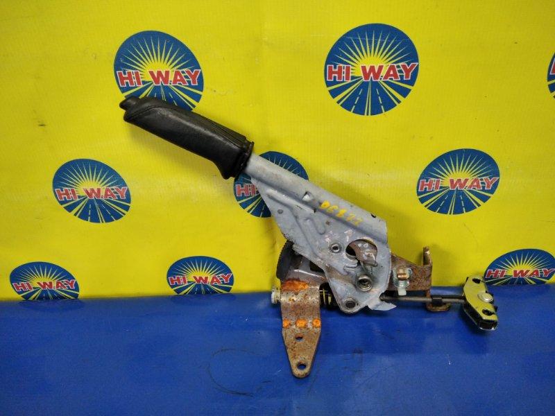Рычаг ручного тормоза Bmw 116I F20 N13B16A 2012