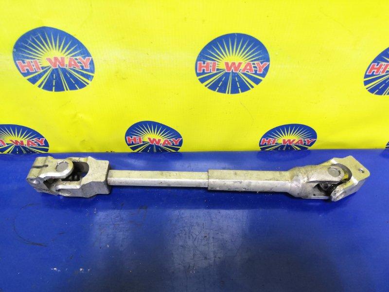 Карданчик рулевой Bmw 116I F20 N13B16A 2012