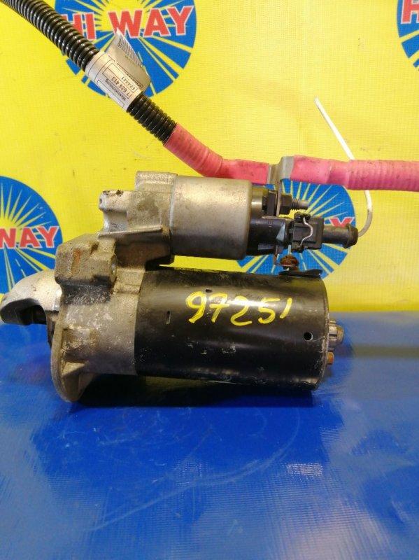 Стартер Bmw 116I F20 N13B16A 2012