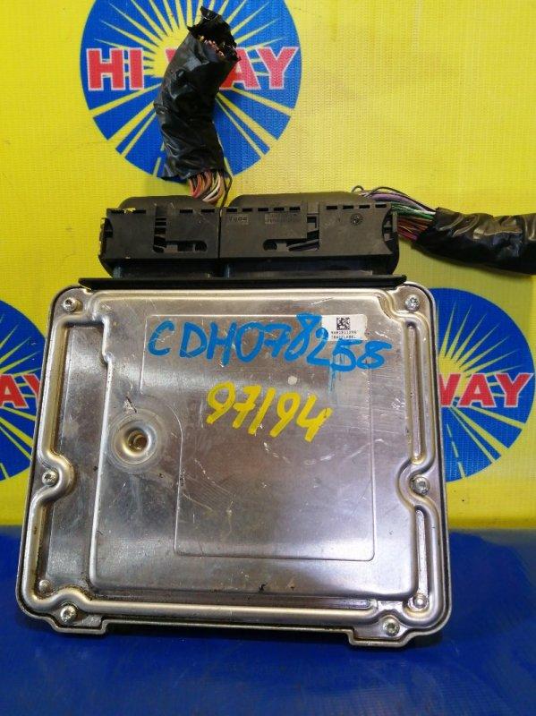Блок управления (компьютер) Audi A4 8K5 CDHB 2010