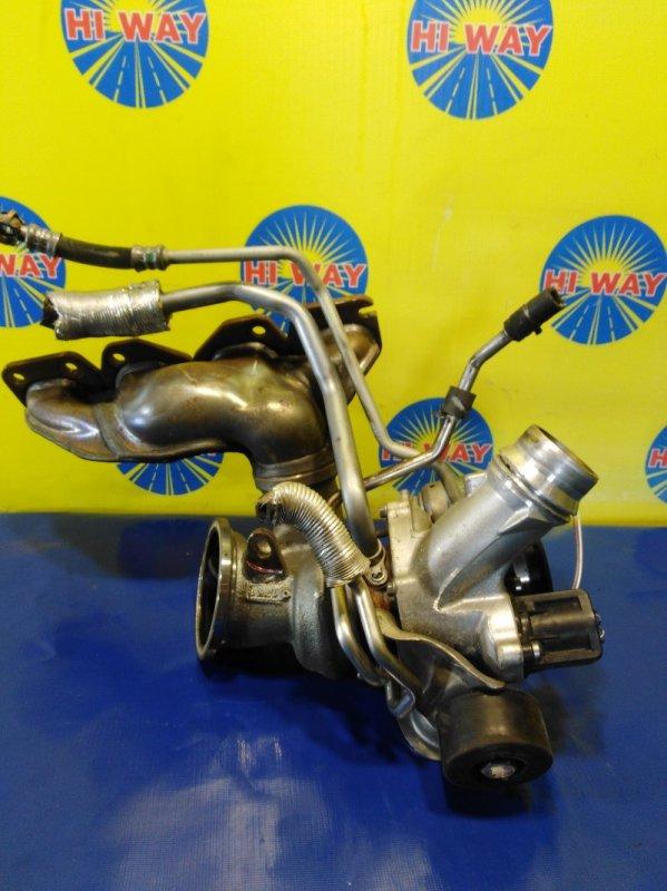 Турбина Bmw 116I F20 N13B16A 2012