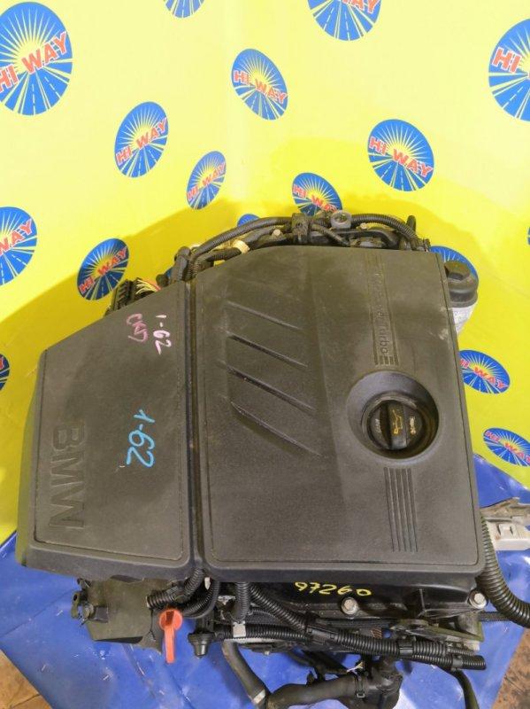 Двигатель Bmw 116I F20 N13B16A 2012