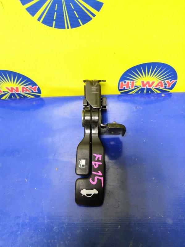 Ручка открывания бензобака Nissan Sunny FB15 QG15DE 2002