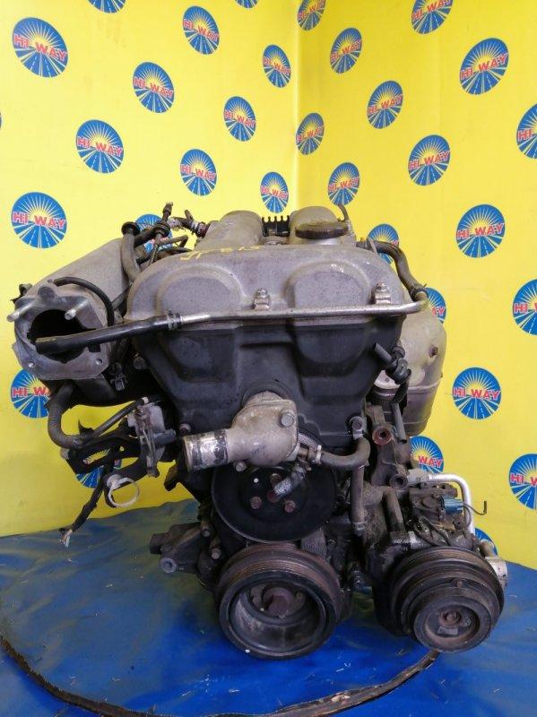 Двигатель Mazda Roadster NA8C BP-ZE 1994
