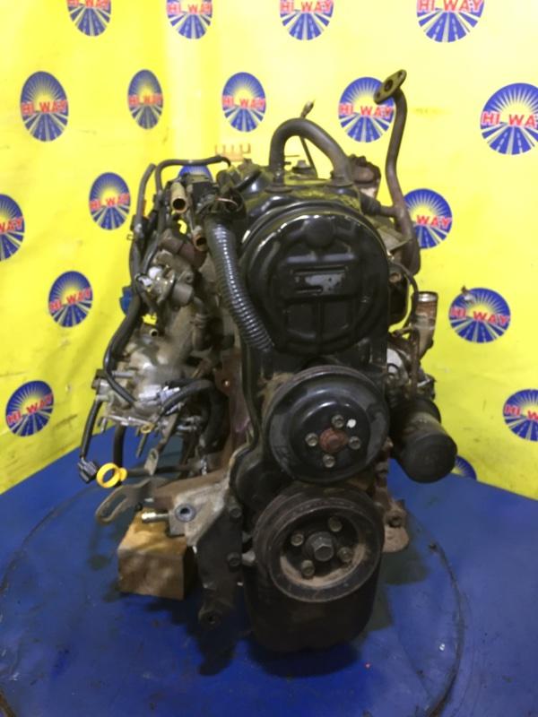 Двигатель Daihatsu Hijet S82V EF-TS 1991