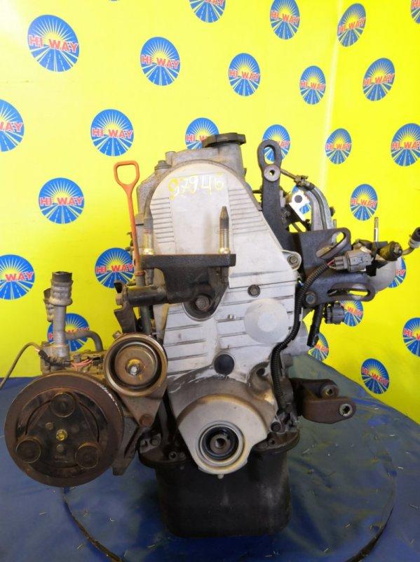 Двигатель Honda Logo GA3 D13B 2001
