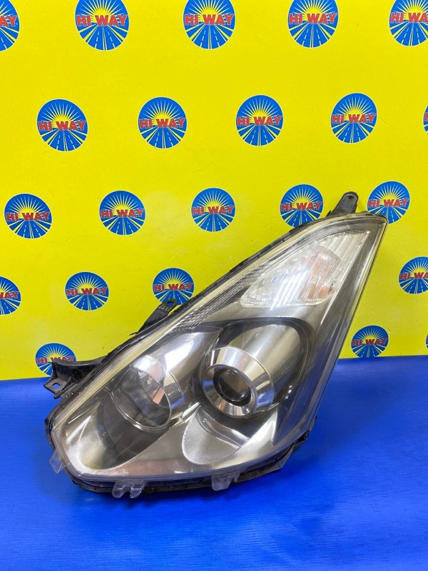 Фара Toyota Wish ZNE10 2005 передняя левая