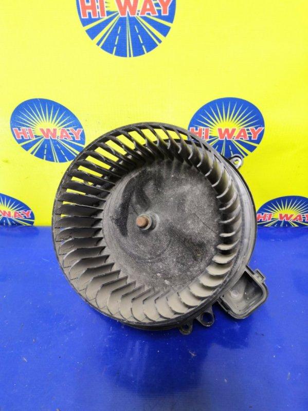 Моторчик печки Bmw 116I F20 N13B16A 2012