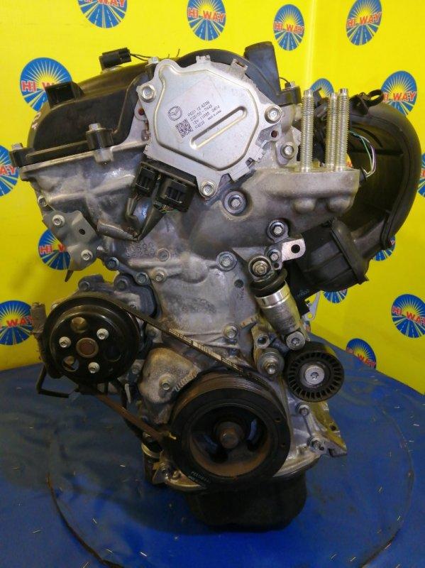 Двигатель Mazda Demio DEJFS P3-VPS