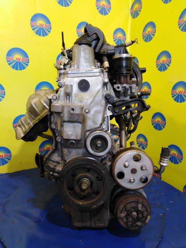 Двигатель Honda Fit GD3 L15A 2005