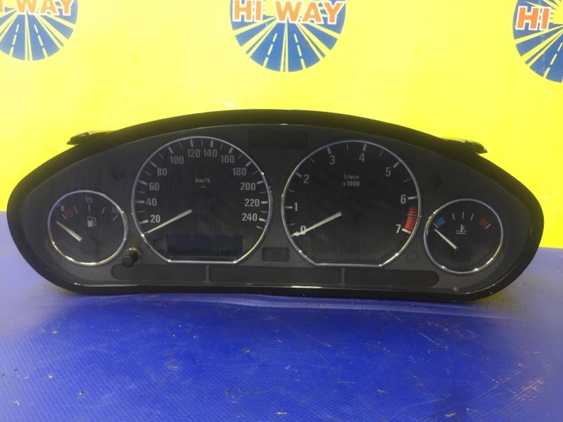 Комбинация приборов Bmw Z3 E36 M44B19 1996