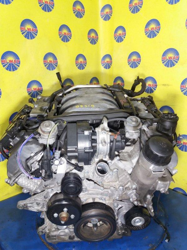 Двигатель Mercedes-Benz E320 S211 M112 E32 2002