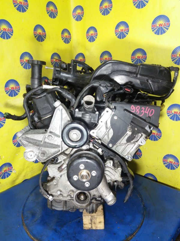 Двигатель Ford Explorer U251 COLOGNE V6 2005