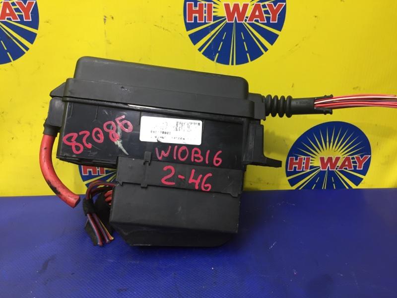 Блок предохранителей Mini Cooper R50 W10B16A 2001