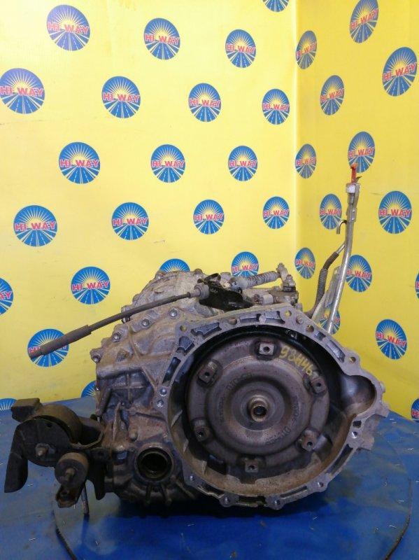 Акпп Toyota Sienta NCP81 1NZ-FE 2009