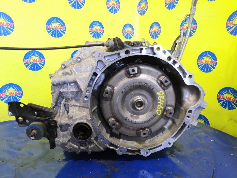Акпп Toyota Sienta NCP81 1NZ-FE 2011