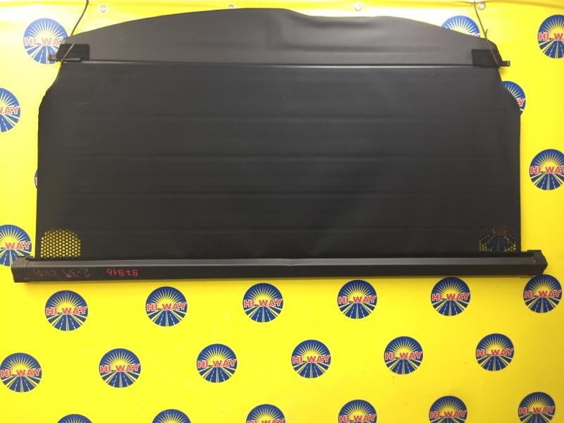 Шторка багажника Toyota Sprinter Carib AE111 4A-FE 1997 задняя