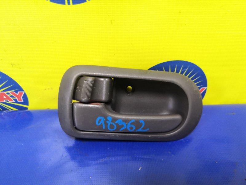 Ручка внутренняя Honda Logo GA3 D13B 2000 передняя левая