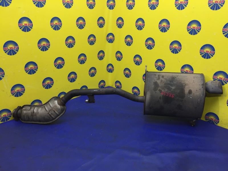 Глушитель Bmw Z3 E36 M44B19 1996