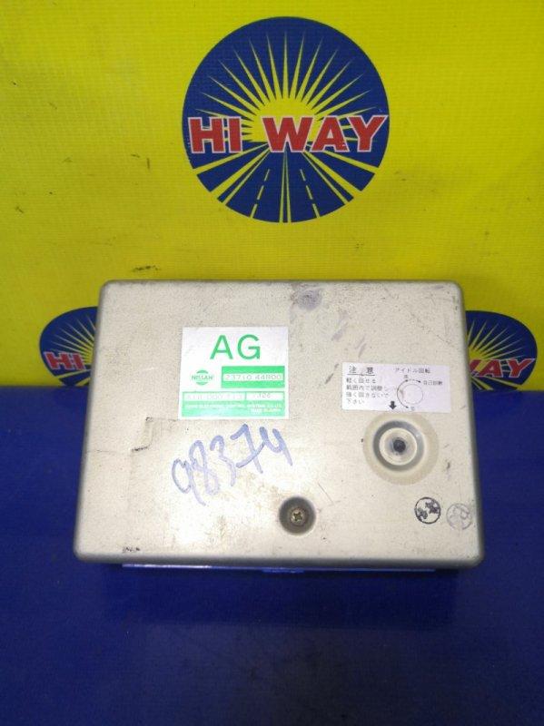 Блок управления (компьютер) Nissan March K11 CG10DE 1999