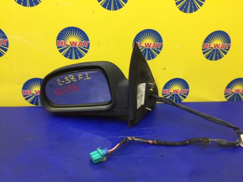 Зеркало боковое Chevrolet Trailblazer GMT360 LL8 2001 переднее левое