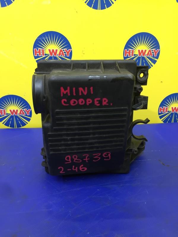 Корпус воздушного фильтра Mini Cooper R50 W10B16A 2001