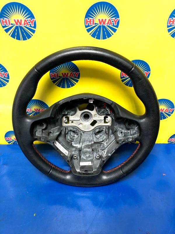 Руль Bmw 116I F20 N13B16A 2012