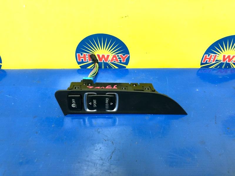 Кнопки в салон Bmw 116I F20 N13B16A 2012