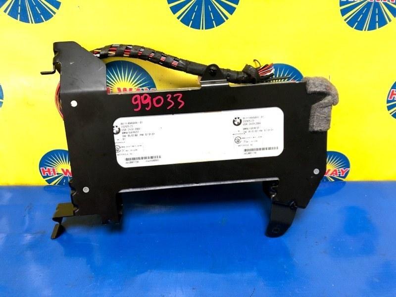 Блок управления Bmw 520I E60