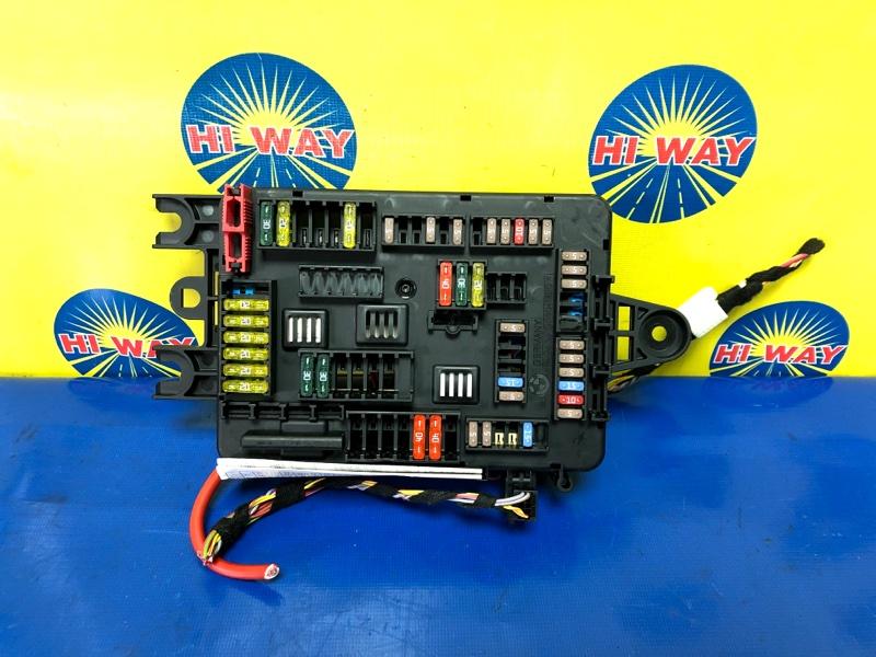 Блок предохранителей Bmw 116I F20 N13B16A 2012