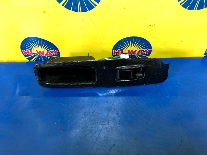 Блок управления стеклоподъемниками Toyota Town Ace Noah SR40 передний левый