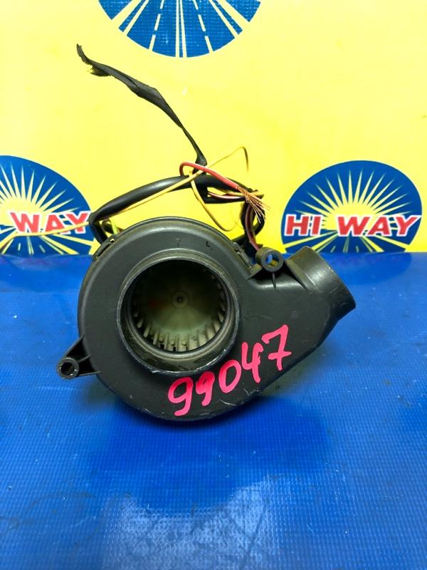 Вентилятор охлаждения, блока управления Bmw 316I E46