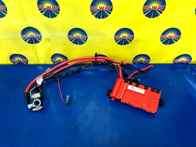 Клемма аккумулятора Bmw 116I F20 N13B16A 2012