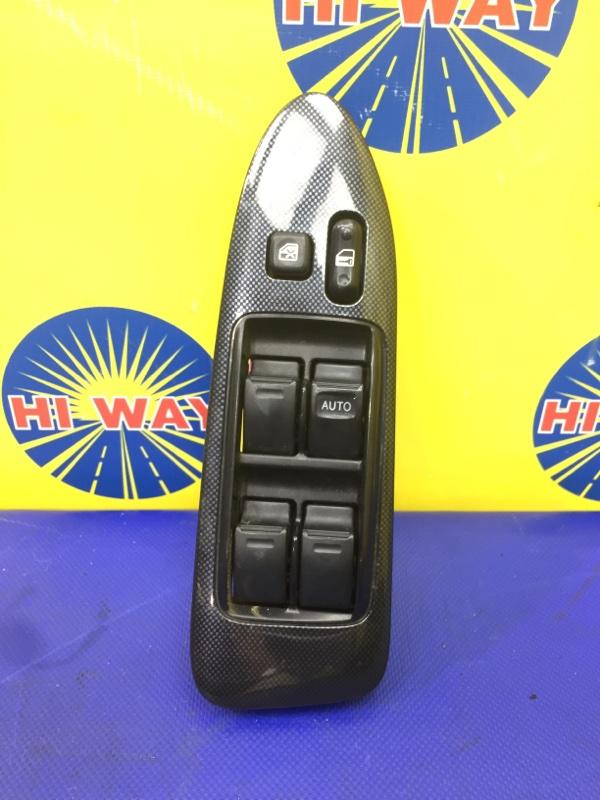 Блок управления стеклоподъемниками Toyota Mark 2 Qualis SXV20 1997 передний правый