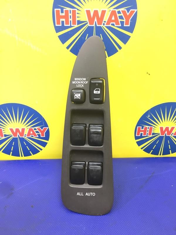 Блок управления стеклоподъемниками Toyota Alphard MNH10 2002 передний правый