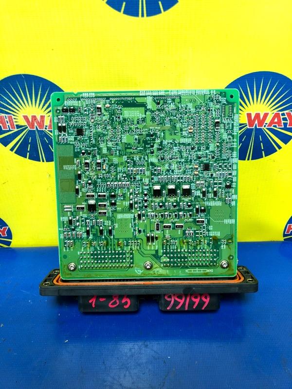 Блок управления (компьютер) Mazda Demio DY3W ZJ-VE 2005