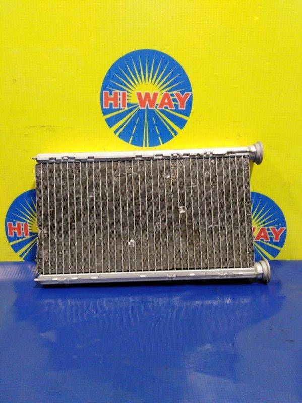 Радиатор печки Bmw 116I F20 N13B16A 2012