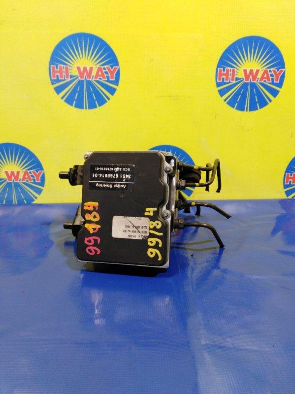 Блок abs Bmw 520I E60