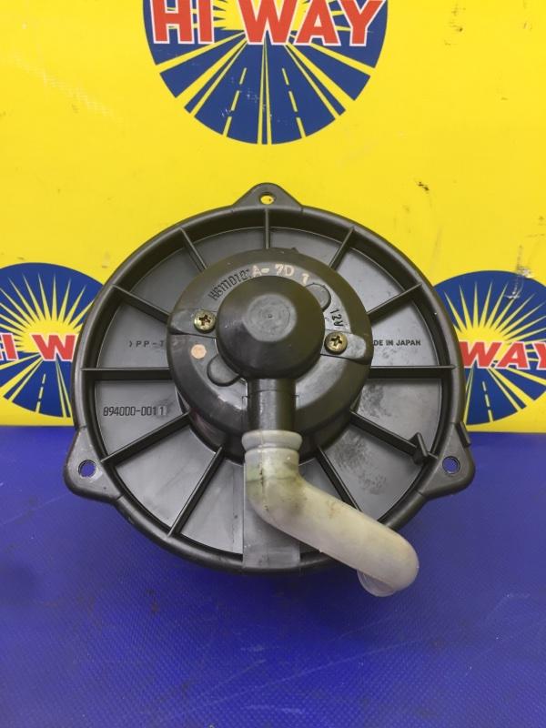 Моторчик печки Mazda Demio DW3W 1996