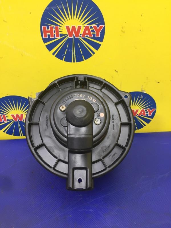 Моторчик печки Mmc Rvr N74W 1997
