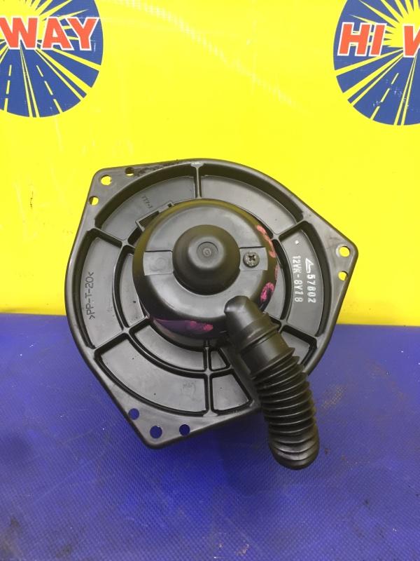 Моторчик печки Nissan Presea R11 GA15DE 1995