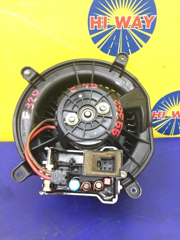 Моторчик печки Mercedes-Benz E320 S211 M112 E32 2002