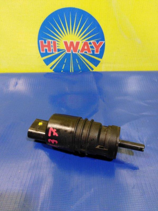 Моторчик омывателя Bmw 116I F20 N13B16A 2012
